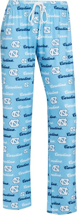 Concepts Sport Women's University of North Carolina Recover Pants