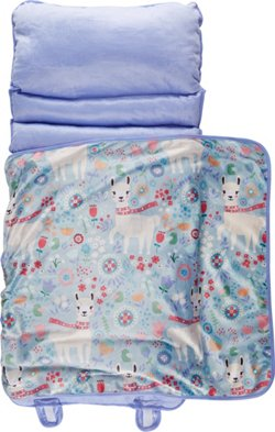 Heritage Kids' Mink-Rolled Sleeping Mat Tote