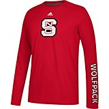 adidas Men s North Carolina State University Sideline Sequel climalite  Ultimate T-shirt f27d988e2