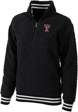 Boxercraft Women's Texas Tech University Varsity Sherpa Pullover