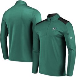 Dallas Stars Men's Ultra Streak 1/2 Zip Long Sleeve Shirt