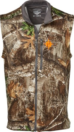 Nomad Men's Southbounder Fleece Camo Vest