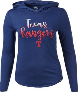 '47 Texas Rangers Women's Club Hooded T-shirt