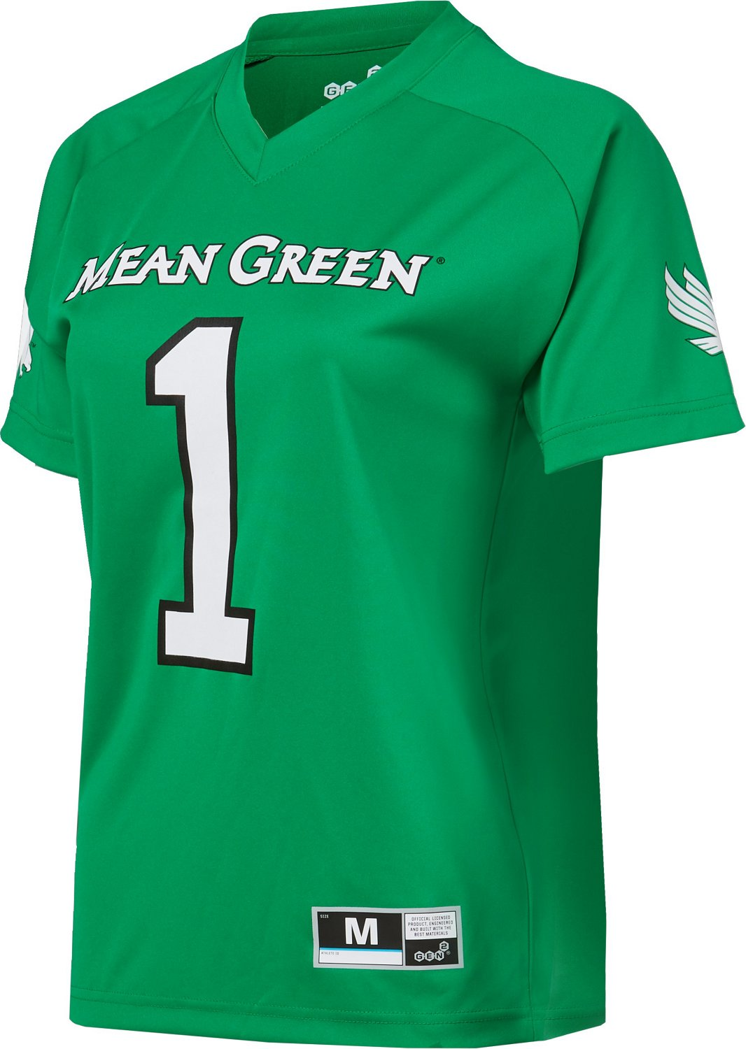 classic fit 28f59 202a9 Gen2 Boys' University of North Texas Performance Jersey