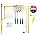 Franklin Family Volleyball and Badminton Set