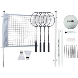 Professional Volleyball and Badminton Set