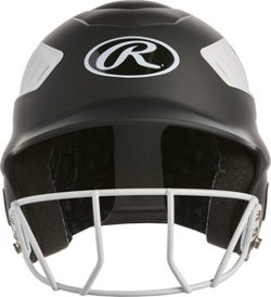 Girls' Coolflo Fast-Pitch 2-Tone Matte Batting Helmet