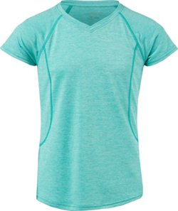 Girls' Turbo Melange T-shirt