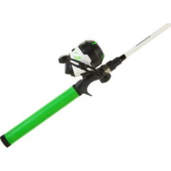Roam 3SZ Green 6 ft M Spincast Rod and Reel Combo