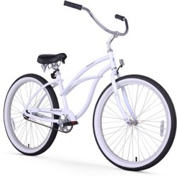Firmstrong Women's Urban Lady Aluminum 26 in Beach Cruiser Bicycle