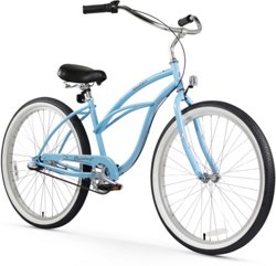 Firmstrong Women's Urban Lady 24 in 3-Speed Beach Cruiser Bike