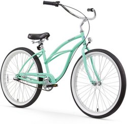 Firmstrong Women's Urban Lady 26 in 3-Speed Beach Cruiser Bike