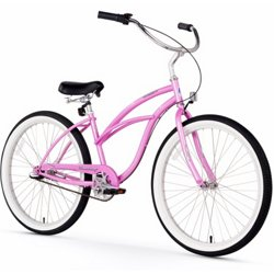 Women's Urban Lady 26 in 3-Speed Beach Cruiser Bike