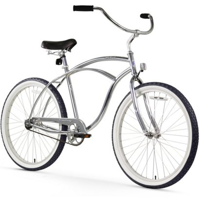 Firmstrong Men S Urban Man Aluminum 26 In Beach Cruiser Bicycle