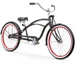 Firmstrong Men's Urban Deluxe 26 in Stretch Cruiser Bicycle