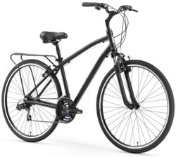 sixthreezero Men's Pave n' Trail 26 in 21-Speed Hybrid Bicycle