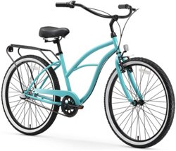 sixthreezero Women's Around the Block 26 in 3-Speed Cruiser Bicycle