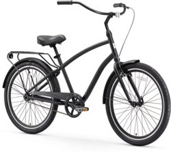 sixthreezero Men's EVRYjourney 26 in Touring Hybrid Bicycle