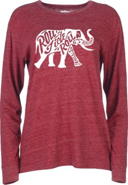 Lauren James Women's University of Alabama Team LJ Mascot Mayhem T-shirt