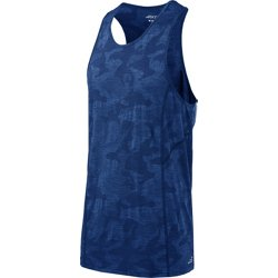Men's Camo Jacquard Tank Top