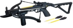 BOLT Crossbows Seeker Full-Stock Pistol-Grip Crossbow
