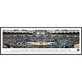 Blakeway Panoramas University of Notre Dame Joyce Center Standard Framed Panoramic Print