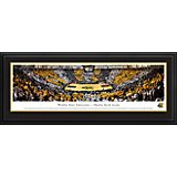 Blakeway Panoramas Wichita State University Charles Koch Arena Double Mat Deluxe Framed Panoramic Pr