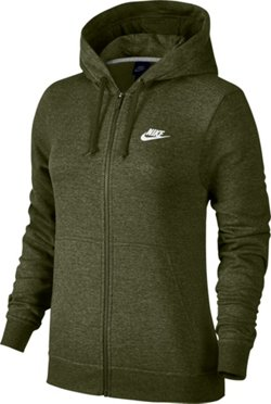 Women's Fleece Full-Zip Hoodie