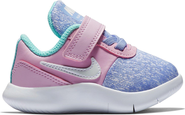 42156dee46036 Nike Toddler Girls  Flex Contact Shoes