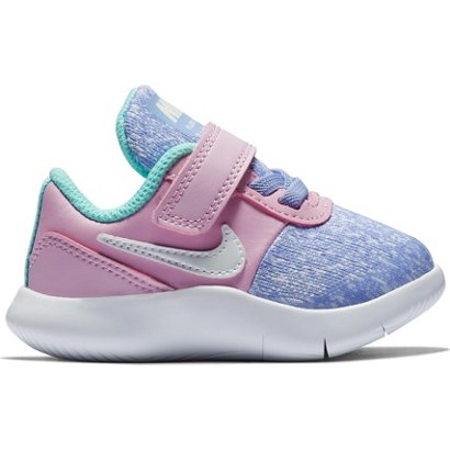 107cc6d27bc Nike Toddler Girls  Flex Contact Shoes