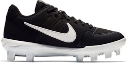 Nike Boys' Alpha Huarache Varsity Keystone Low Baseball Cleats