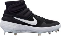 Nike Men's Alpha Huarache Elite 2 Mid Baseball Cleats