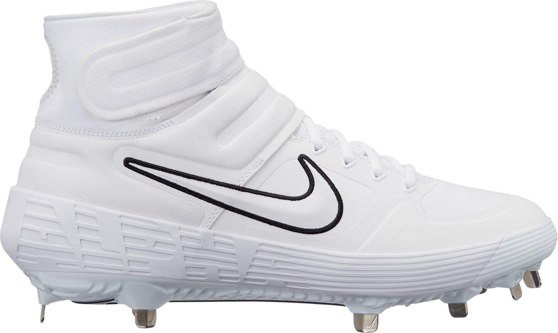 0ee3592ba053 Nike Men s Alpha Huarache Elite 2 Mid Baseball Cleats