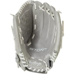 Kids' Storm 12 in Fast-Pitch Softball Utility Glove