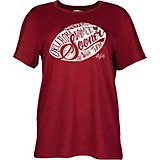 6303f234635 Women s University of Oklahoma Team LJ Football Mayhem T-shirt