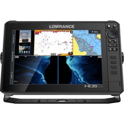 HDS LIVE 12 in GPS Fishfinder