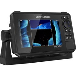 HDS LIVE 7 in GPS Fishfinder