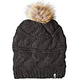 The North Face Men's Triple Cable Fur Pom Beanie