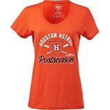 '47 Houston Astros Women's Postseason Club T-shirt