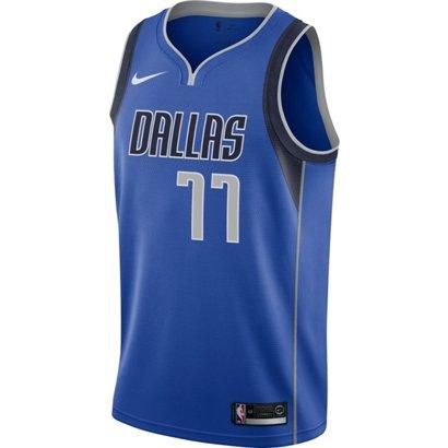 9f154f385426 ... Nike Men s Dallas Mavericks Luka Doncic 77 Icon Edition Swingman Jersey.  Dallas Mavericks Clothing. Hover Click to enlarge