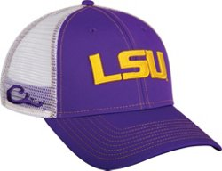Drake Waterfowl Men's Louisiana State University Mesh Back Cap