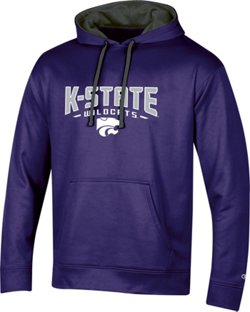 Champion Men's Kansas State University T-Formation 2 Pullover Hoodie