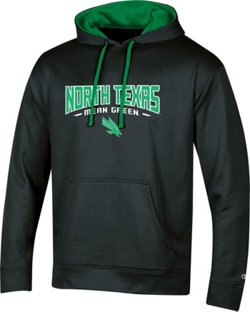 Champion Men's University of North Texas T-Formation 2 Pullover Hoodie