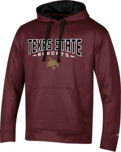 Champion Men's Texas State University T-Formation 2 Pullover Hoodie