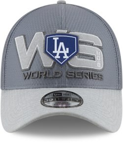 New Era Men's Los Angeles Dodgers 2018 NLCS Champions Locker Room 39THIRTY Cap