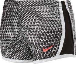 Nike Toddler Girls' Dri-FIT Allover Print Tempo Shorts