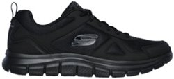 SKECHERS Men's Track Walking Shoes