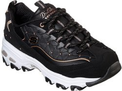 SKECHERS Women's D'Lites Glamour Feels Shoes