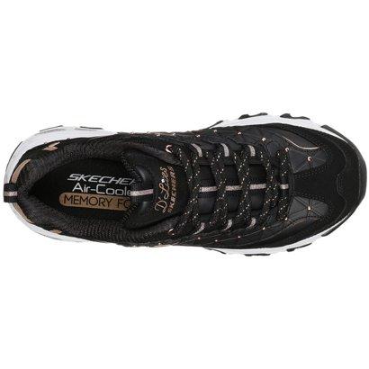 14c95b7f1e70d SKECHERS Women s D Lites Glamour Feels Shoes