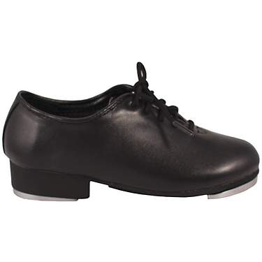 Dance Class Kids Beginner Tie Tap Shoes